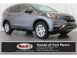 2016 Modern Steel Metallic Honda CR-V EX-L #114280023