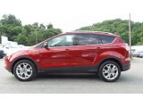 2016 Ruby Red Metallic Ford Escape Titanium 4WD #114301477
