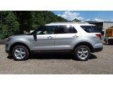 2017 Ingot Silver Ford Explorer XLT 4WD #114301473