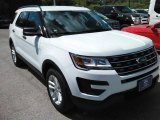 2017 Oxford White Ford Explorer FWD #114301319