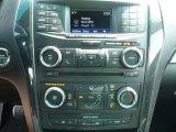 2017 Ford Explorer XLT 4WD Controls