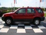 2006 Redfire Metallic Ford Escape XLS #11416011