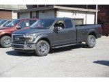 2016 Magnetic Ford F150 XLT SuperCab 4x4 #114301444