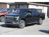 2016 Green Gem Ford F150 Lariat SuperCrew 4x4 #114301443