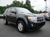 2009 Black Pearl Slate Metallic Ford Escape XLT #11412288