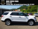 2017 Oxford White Ford Explorer 4WD #114326566