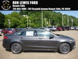 2017 Magnetic Ford Fusion SE #114326564