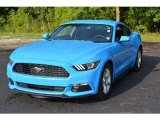 2017 Ford Mustang V6 Coupe Data, Info and Specs