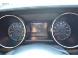 2017 Ford Mustang V6 Coupe Gauges