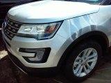 2016 Ingot Silver Metallic Ford Explorer XLT #114326476