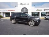2016 Shadow Black Ford Explorer Limited #114326609