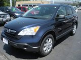 2007 Royal Blue Pearl Honda CR-V EX 4WD #11414959