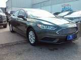 2017 Magnetic Ford Fusion S #114326514