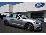 2017 Ingot Silver Ford Mustang GT Coupe #114354970