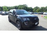 2016 Shadow Black Ford Explorer Sport 4WD #114355123
