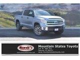 2016 Silver Sky Metallic Toyota Tundra SR5 CrewMax 4x4 #114354769