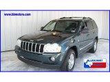 2006 Deep Beryl Green Pearl Jeep Grand Cherokee Limited 4x4 #11418490
