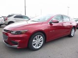 2016 Crystal Red Tintcoat Chevrolet Malibu LT #114382128