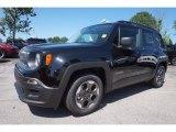 2016 Black Jeep Renegade Sport #114382054