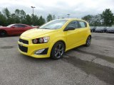 2016 Chevrolet Sonic RS Hatchback Data, Info and Specs
