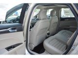 2017 Ford Fusion SE Rear Seat