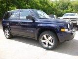 2016 Jeep Patriot True Blue Pearl