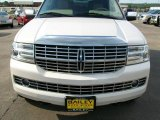 2007 White Chocolate Tri-Coat Lincoln Navigator Elite 4x4 #11407824