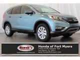 2016 Mountain Air Metallic Honda CR-V EX-L #114381975