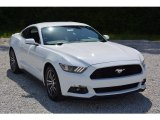 2017 Ford Mustang Oxford White
