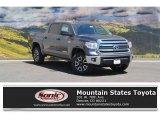2016 Magnetic Gray Metallic Toyota Tundra SR5 CrewMax 4x4 #114409190