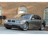 2003 Sterling Grey Metallic BMW 7 Series 745Li Sedan #114409626