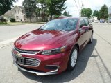 2016 Crystal Red Tintcoat Chevrolet Malibu LT #114409250