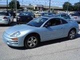 2003 Steel Blue Pearl Mitsubishi Eclipse GS Coupe #11417356