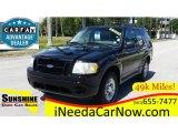 2003 Black Ford Explorer Sport XLS #114409156