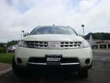 2007 Glacier Pearl White Nissan Murano S AWD #11416041