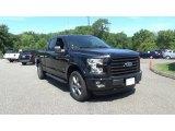 2016 Shadow Black Ford F150 XLT SuperCab 4x4 #114456434