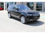 2016 Santorini Black Metallic Land Rover Range Rover Supercharged #114462088