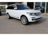 2016 Fuji White Land Rover Range Rover HSE #114462083