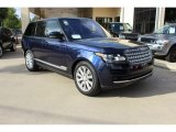 2016 Loire Blue Metallic Land Rover Range Rover HSE #114462080