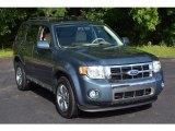 2010 Steel Blue Metallic Ford Escape Limited V6 #114462039