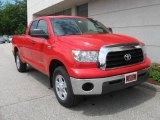 2008 Radiant Red Toyota Tundra Double Cab 4x4 #11416346