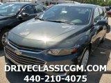 2016 Nightfall Gray Metallic Chevrolet Malibu LT #114485555