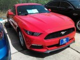2017 Race Red Ford Mustang V6 Coupe #114485286
