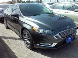 2017 Magnetic Ford Fusion SE #114485278