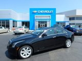 2013 Black Diamond Tricoat Cadillac ATS 2.0L Turbo AWD #114485427