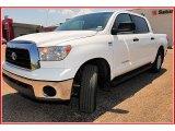 2008 Super White Toyota Tundra SR5 CrewMax 4x4 #11414552