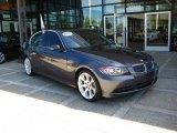 2006 Sparkling Graphite Metallic BMW 3 Series 330i Sedan #11412969