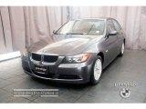 2006 Sparkling Graphite Metallic BMW 3 Series 325xi Sedan #11401443