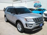 2016 Ingot Silver Metallic Ford Explorer XLT #114517691
