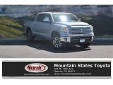 2016 Silver Sky Metallic Toyota Tundra Limited CrewMax 4x4 #114517568